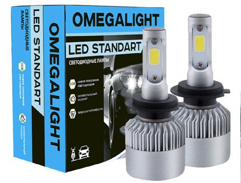 светодиодная лампа H8 купить в ростове на дону интернет магазин Xenon61
